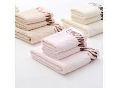 毛巾生产厂家竹纤维毛巾浴巾